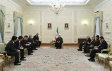 President: Enormous capacities for Tehran-Astana ties should be activated