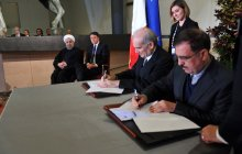 Iran, Italy high-ranking delegations sign 14 documents