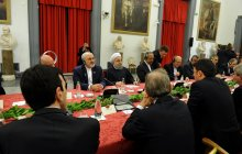 Meeting of Dr Rouhani and Italian PM