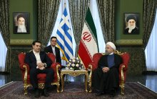 Iran ready to develop ties with EU, esp. Greece/Using terrorism as a tool fruitless