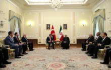 Meeting with Turkish PM