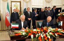 Iran, Pakistan ink 6 cooperation pacts