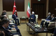 Iran-Turkey ties development will benefit both countries, region, Islamic World/Zionism, terrorism key issues of Muslim World/Both countries determined to develop ties