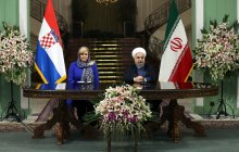 Tehran-Zagreb ties to boost in all fields/Croatia can be a gate for Iran's connection with EU