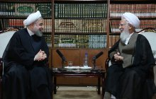 Gov't doing its utmost to mitigate people's problems/Agricultural products balance improved $4.7 billion during last 2 years/Grand Ayatollah Javadi Amoli: We pray for gov't continued success