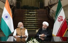 Signing 12 Iran-India agreements