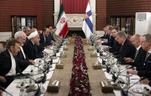 No obstacle in deepening Tehran-Helsinki ties/Int'l cooperation essential for humanitarian aid to Syria, Yemen