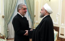 Meeting with Chief Executive of the Islamic Republic of Afghanistan