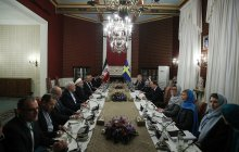 Iran, Europe can cooperate extensively in energy/Tehran, Stockholm determined to promote ties/Iran aimed at creating stability, security in entire region/Deepening banking, financial ties essential