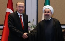Meeting with the President of Turkey