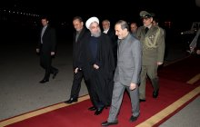 President returns to Tehran