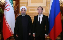 Meeting with the Prime Minister of Russia