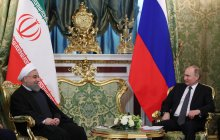 Meeting with Vladimir Putin, the President of the Russian Federation