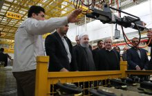 IKCO Samand production line opens in Semnan/Complex 2nd phase starts operation