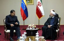 Meeting with the President of Venezuela