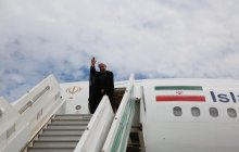 President leaves Astana for Tehran