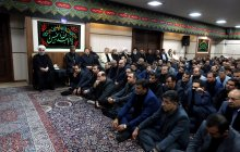 Imam Hussein's (AS) mourning ceremony held in Dr Rouhani's presence