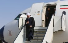 President enters Sistan and Baluchistan province