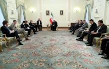 Iran considers no limit in deepening amicable ties with France/JCPOA a test for both sides, breaching it to bring regret to everyone/Stressing immediate halt of attacks, boosting humanitarian aid to Yemenis/Uprooting terrorism, helping people in Syria a priority