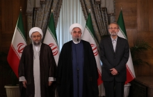 Domestic, int'l developments discussed/Maintaining unity, integrity, addressing people's problems stressed by heads of branches/5 principles for backing Iranian goods stressed by branches