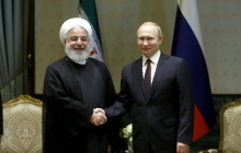 Meeting with Russian president