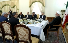 Meeting for monitoring projects in Khorasan Razavi province