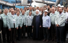 Completion of Khorasan Steel Complex production chain