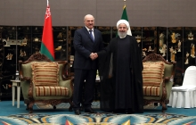 Meeting with the President of Belarus