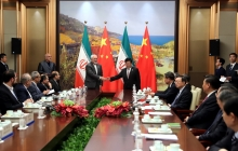 Tehran, Beijing ink 4 pacts