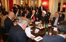 Meeting of high-ranking delegations of Iran and Switzerland