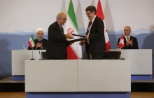 Iran, Switzerland ink 3 pacts on science, health, economy