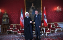 Meeting with President of Austria
