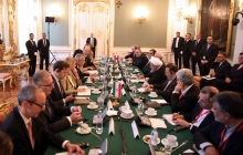 Meeting of Iranian and Austrian high-ranking delegations