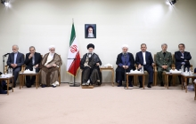 Meeting with Supreme Leader on Government's Week