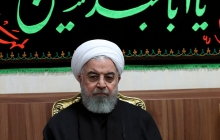Imam Hussein's mourning ceremony at President's office