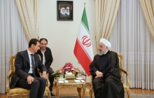 Meeting with the President of Syria