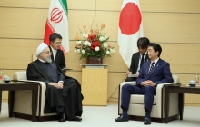 Meeting with the Japanese PM