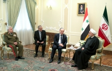 Meeting with the Syrian PM