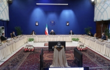Meeting of the Supreme Council for Economic Coordination of the heads of branches