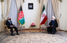 Meeting with Afghanistan's Chairman of the High Council for National Reconciliation