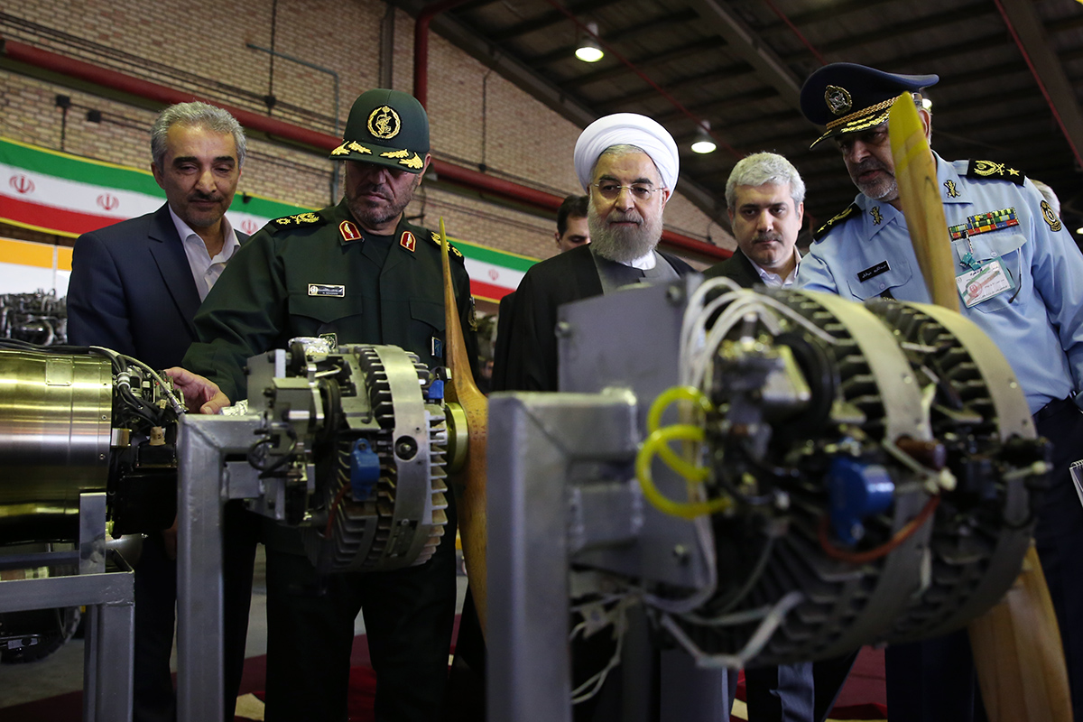 Iranian military engine development news and updates | Page 2