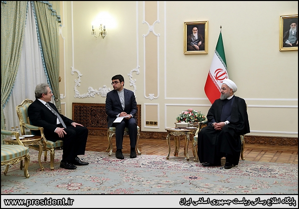 Pres. Rouhani: Iran against sanction as improper, old tool